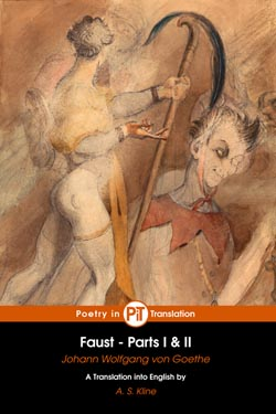 Faust Parts I & II - Cover