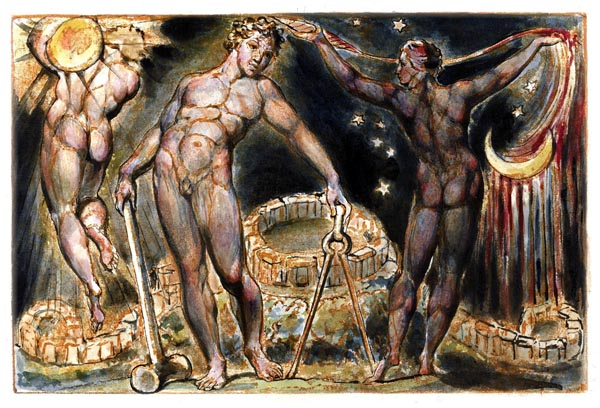 Jerusalem: The Emanation of The Giant Albion, Plate 100, William Blake