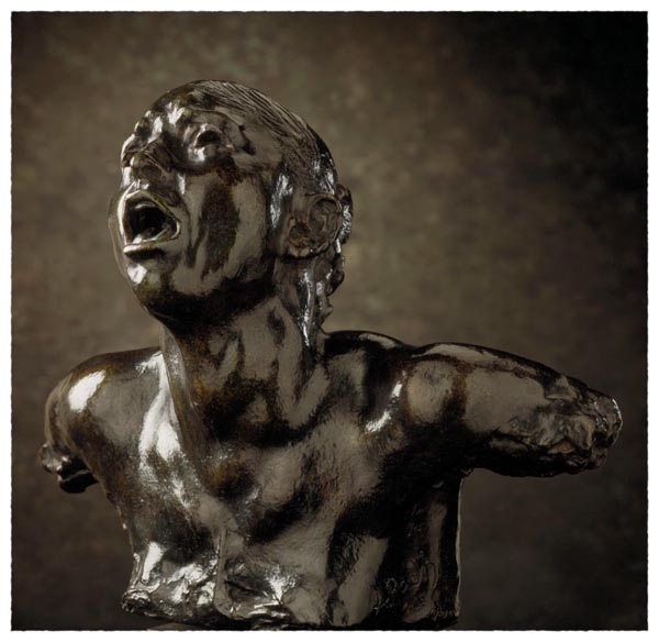 The Cry, Auguste Rodin