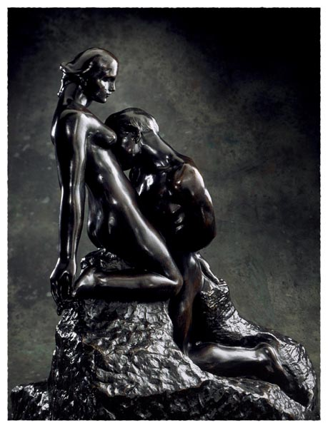 Eternal Idol, Auguste Rodin