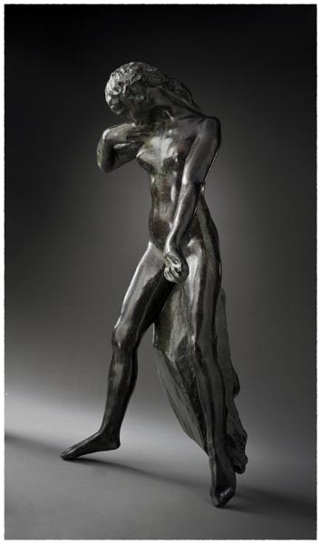 Standing Female Faun, Auguste Rodin