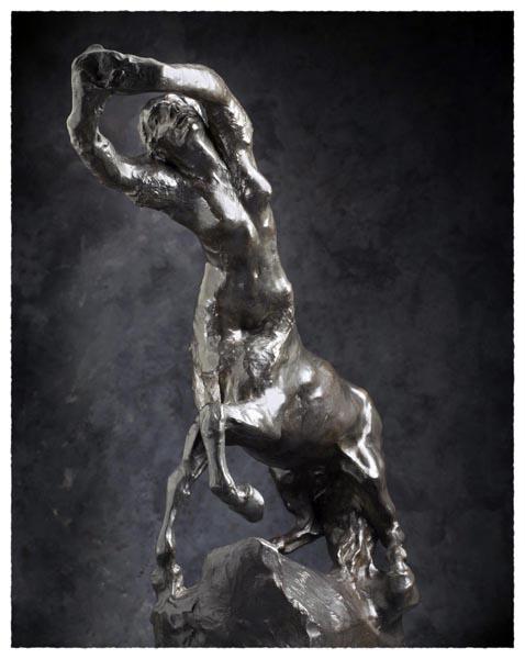 Female Centaur, Auguste Rodin