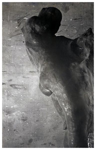 The Earth, Auguste Rodin