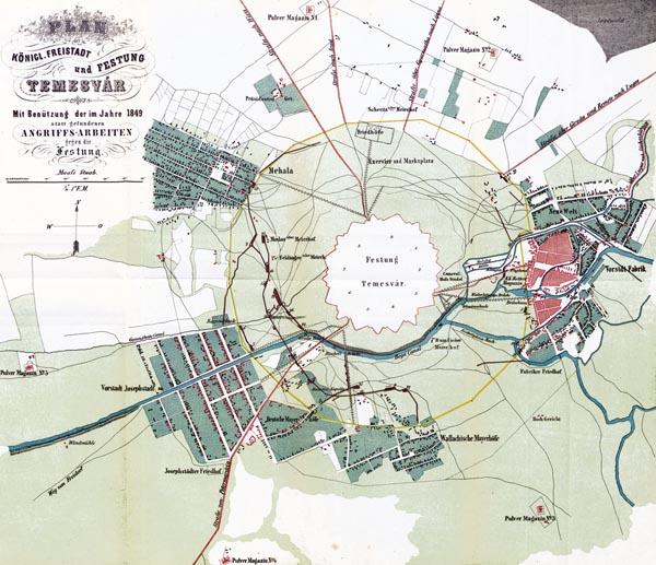 Monograph of the Royal Free City of Temesvár