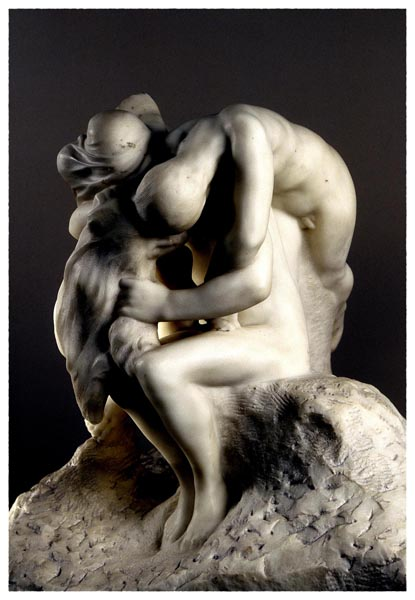 The Evil Spirits, Auguste Rodin