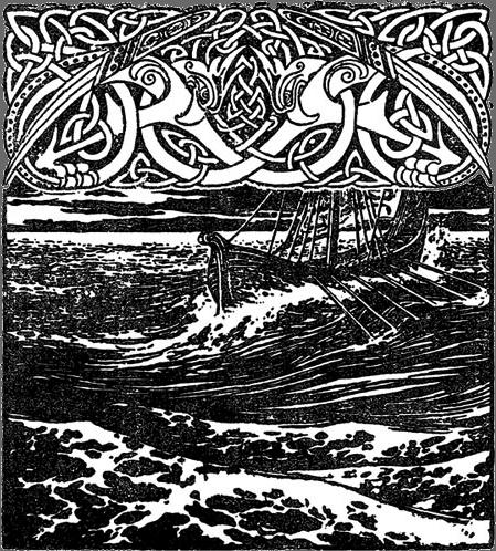 Tristan's voyage to Ireland