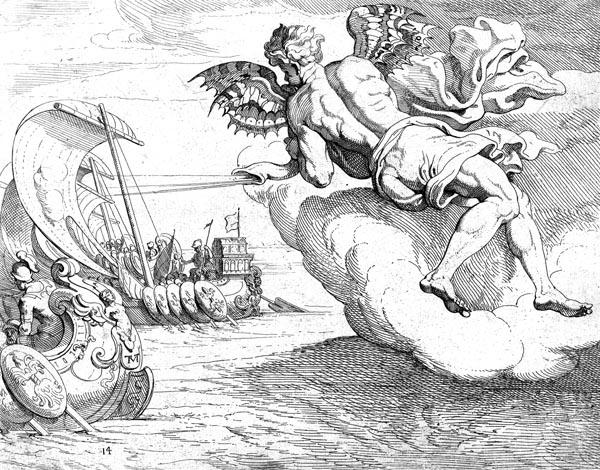 Aeolus In The Odyssey