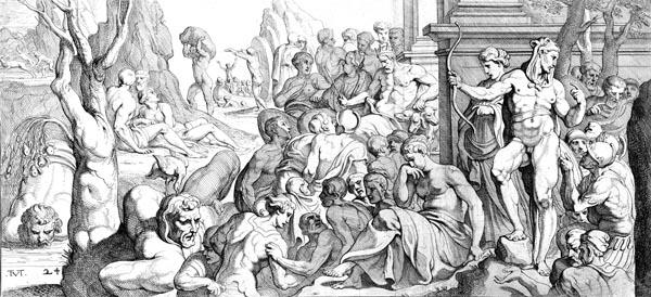 Odysseus in the Underworld