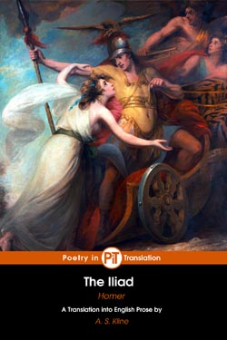 Homer - The Iliad - Cover