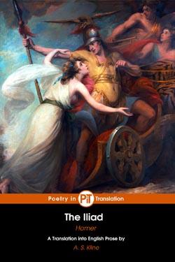 Homer - The Iliad - Cover