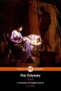 Homer - The Odyssey - Cover