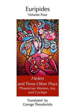 Helen and Three Other Plays - Cover