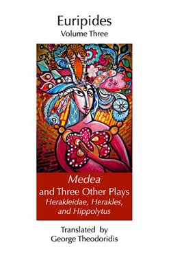Medea and Three Other Plays - Cover