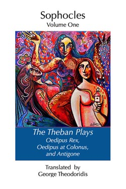 The Theban Plays - Cover
