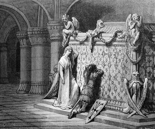 Ariosto - Orlando Furioso - Canto III: 14