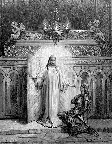 Ariosto - Orlando Furioso - Canto III: 9
