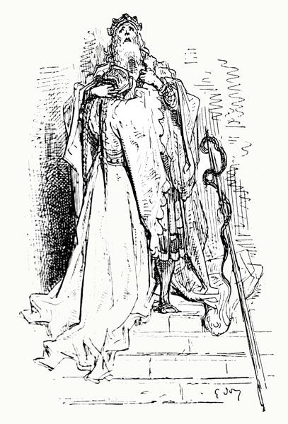 Ariosto - Orlando Furioso - Canto V: 91