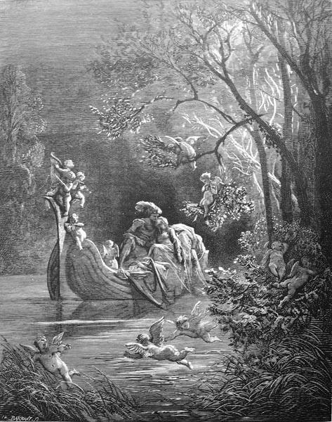 Ariosto - Orlando Furioso - Canto VII: 33