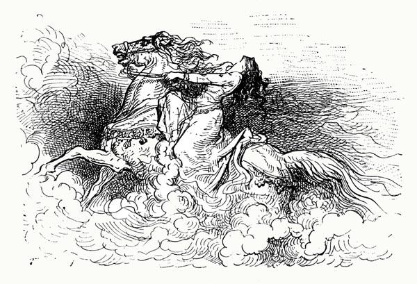 Ariosto - Orlando Furioso - Canto VIII: 36