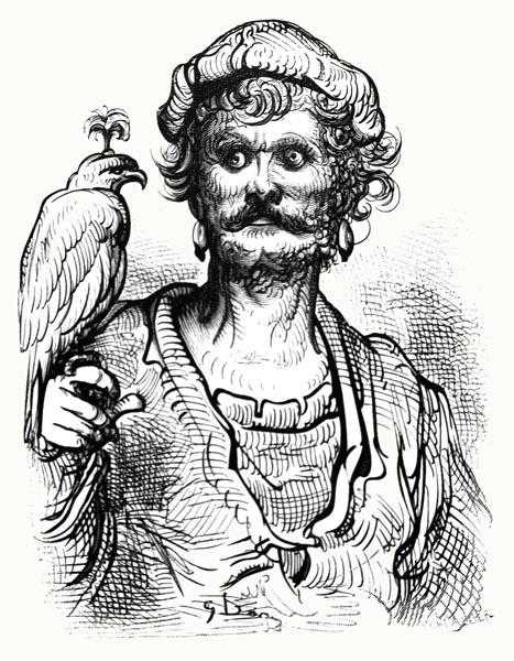 Ariosto - Orlando Furioso - Canto VIII: 4