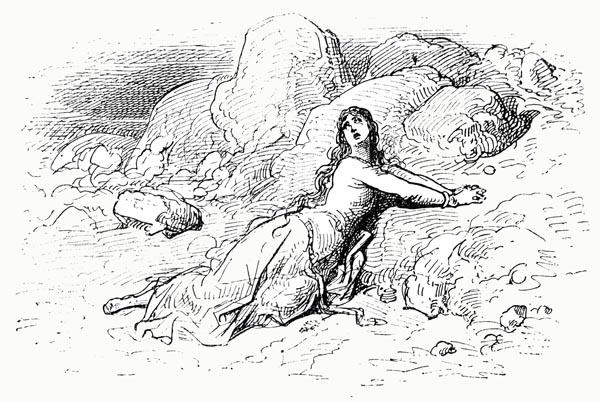 Ariosto - Orlando Furioso - Canto VIII: 40
