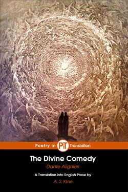Dante - The Divine Comedy - Cover