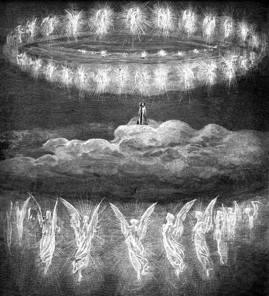 Gustave Doré Illustration - Purgatorio Canto 12, 16
