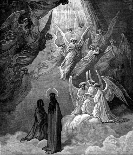 Gustave Doré Illustration - Purgatorio Canto 20, 10