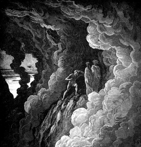 Gustave Doré Illustration - Purgatorio Canto 16, 32