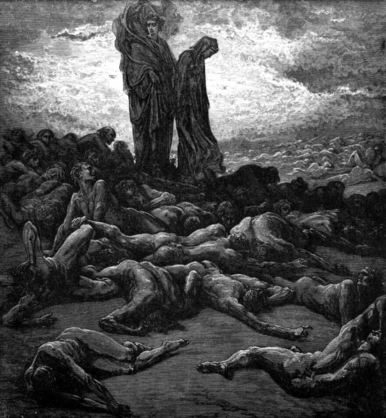 Gustave Doré Illustration - Purgatorio Canto 20, 17