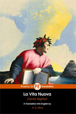 Dante Alighieri - La Vita Nuova (The New Life) - Cover