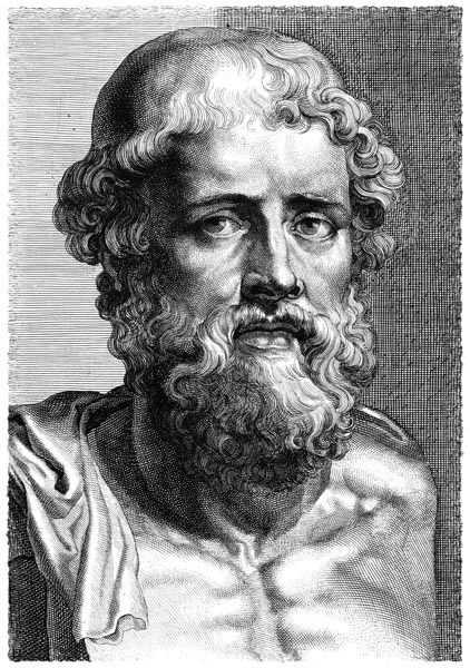 Bust of Demosthenes, Hans Witdoeck
