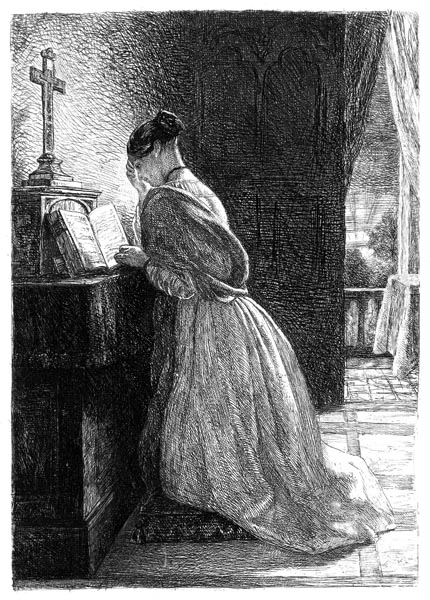 Morning Prayer, Charles West Cope