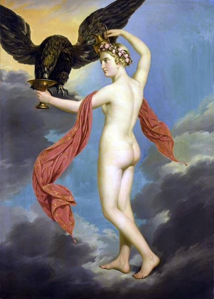 Hebe with Jupiter in the Guise of an Eagle