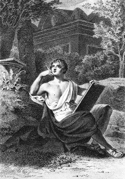 The Greek poet Callimachus