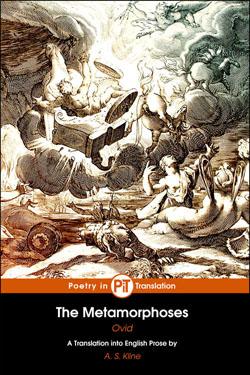 Ovid - The Metamorphoses - Cover