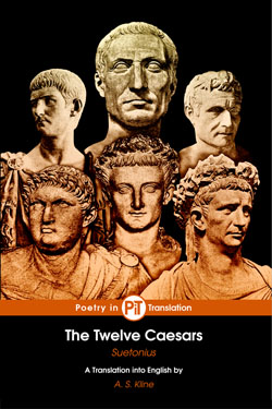Suetonius - The Twelve Caesars - Cover