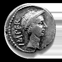 Julius Caesar - Coin