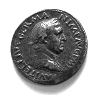 Vitellius - Coin