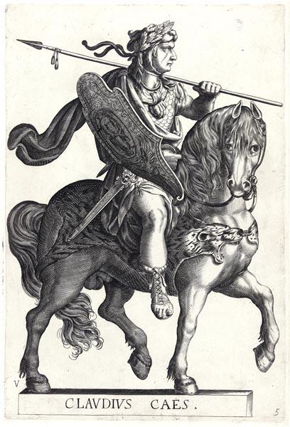 The Emperor Claudius
