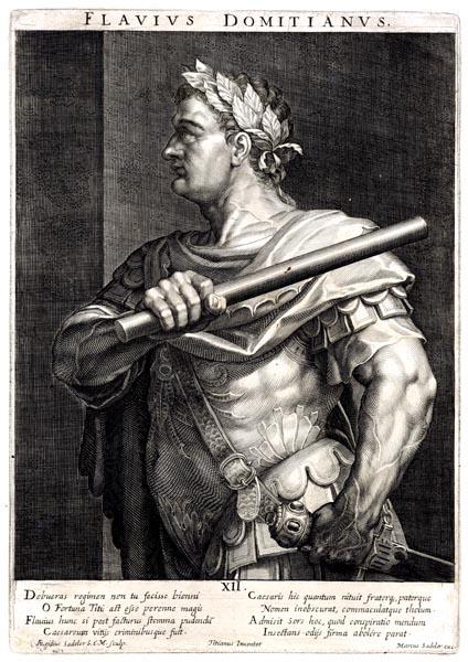 Emporer Domitian