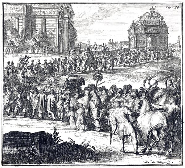 RFuneral of a Roman General
