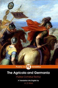 Tacitus - The Agricola and Germania - Cover