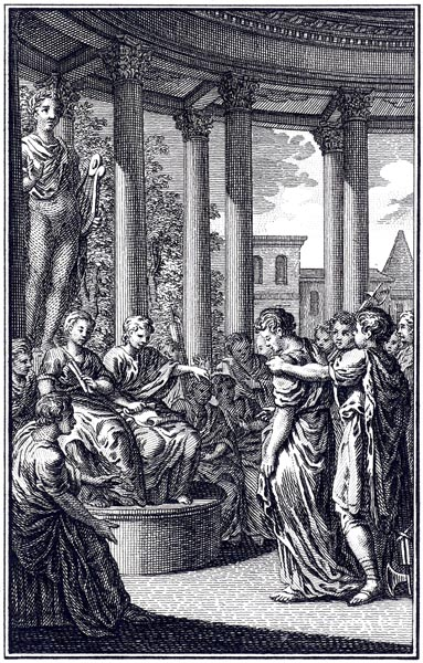 Sejanus Sentenced to Death