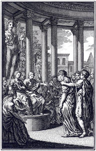 Sejanus Sentenced to Death