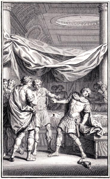 The Death of Britannicus
