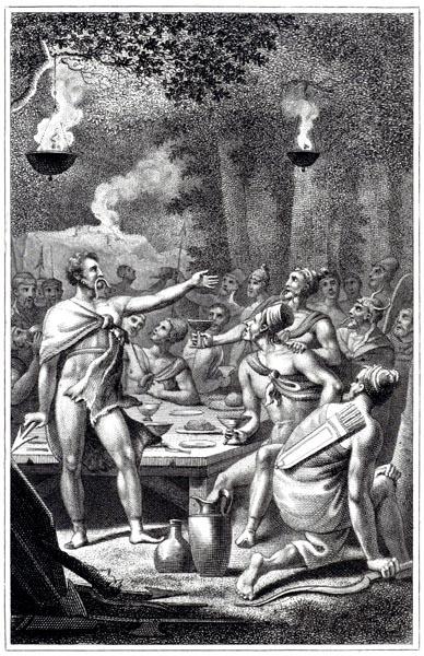 Germanic Banquet