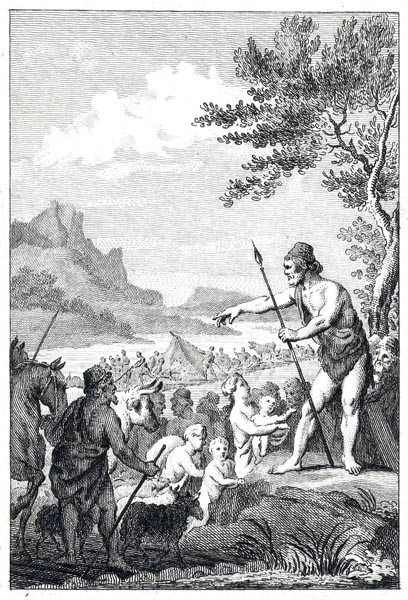 The Coming of the Batavians