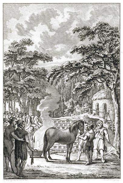 Germanic Funeral Rites