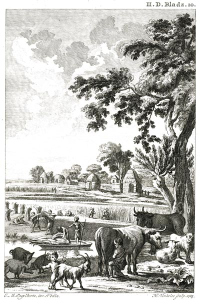 Germanic Livestock and Agriculture